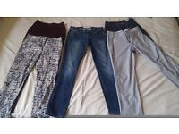 Womens Clothing Bundle Size 8 - Tommy Hillfiger, Abercrombie & Fitch, Levi's