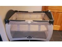 Graco Pack and Play Travel Cot