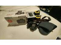 CANON EOS 750D WITH EF - 18- 55 IS STM LENS.+EFS 55-250 IS STM LENS.COVERS ETC.BRAND NEW ALL BOXED