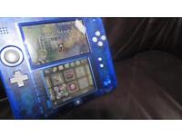 Nintendo 2DS Blue (on hold)