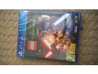 PS4 star wars lego the force awakens - BRAND NEW