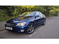 Lexus IS200 SE (2001, Manual, 12 Month MOT, Low Milage)