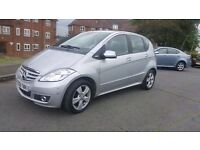 MERCEDIES A CLASS 2008 AUTOMATIC DIESEL LOW MILES WITH EXCELLENCE CONDITION (CHEAP FOR QUICK SALE)