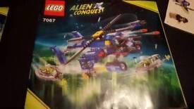 Lego alien conquest set