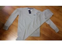 (NEW) Quality Armani Tracksuits. In S-XXL, Navy, Grey. Round Neck And Hoody ONLY £50