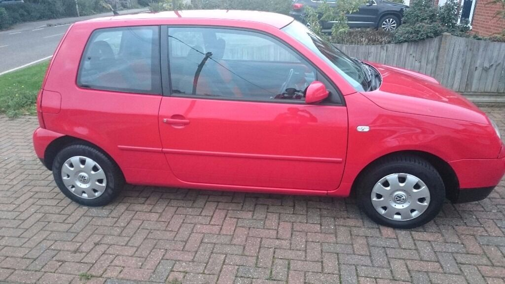 Volkswagen Lupo 1.4 Excellent Condition. Low insurance group. More economical than Polo.