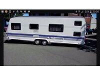 HOBBY Prestige 650 KFU caravan 6 berth caravan for sale see eBay number262796668046