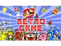 Retro Games Wanted!