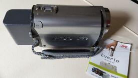 JVC Video Camera bundle