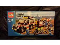 Lego 4433. 4x4 & off road scramblers. 2012. retired product. unused new