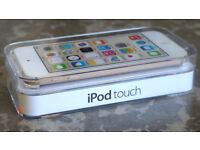 ipod touch 32g 6th generation - boxed NEW