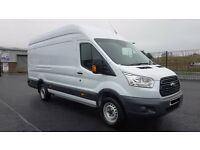 Late 2014 Ford Transit 350 JUMBO **ONLY 19500mls
