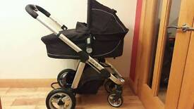 I Candy Apple pram and stroller