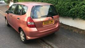 Honda Jazz 1.2 5 door 2005 reliable cheap to insure