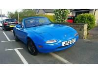 Mazda EUNOS Mx5 1.6 import ☆Rare Marina Blue☆ CLEAN! QUICK SALE!