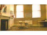 OFFICE. HIGH END SALON OR BEAUTY. HOT DESK. TRAINING. SPACE TO RENT