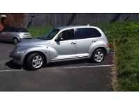Chrysler pt cruiser 2.0 manual in good condition 10months tax n mot hpi clear.bargain £380