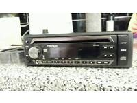 Car cd player with aux port