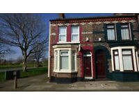 3 bedroom house to rent Woodbine Street L5 7RR