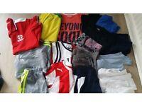 Boys clothes bundle age 8-10yrs