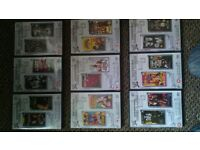 WWE Tagged Classic DVDs