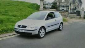 vw polo.1.4.. automatic.mot..great car.drive well.