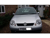 VW Lupo 1.4 S (Excellent First Car)