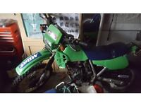 Kawasaki KLR250 Classic Enduro/Green Laner Road Legal £1250 O.V.N.O