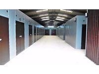 Storage units avaliable