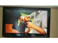 37 inch HD LG tv