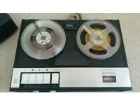 Vintage Philips Reel to Reel Recorder