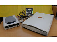 Scanner and CD Writer
