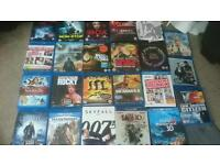 Blu rays for sale including 2 box sets
