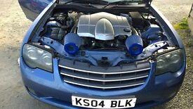 Chrysler Crossfire 3.2 petrol 2004