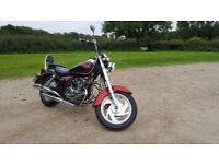 Jinlun 125-11 chopper 125cc motorbike