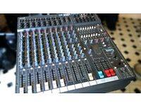 Soundcraft Powerstation 600 Spirit Mixer PA Amplifier Spare or Repairs
