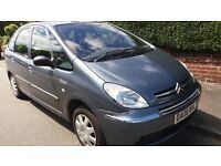 CITROEN PICASSO 1.6 DSR,DIESEL,08,1 OWNER,96K,FSH,NEW MOT,A/CON.NICE CONDITION,£1295,HPI CLEAR