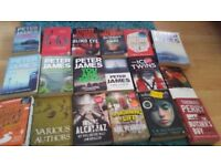 18 books for sale