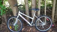 18 speed mountain bike for sale (would make awesome gife)