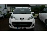 Peugeot 107 for sale.