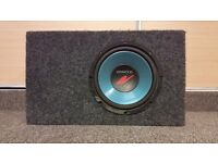 10 Inch Kenwood Sub In box