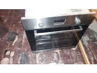 Fan oven and fan hood