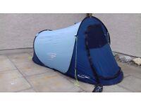 Pop Up Tent - Gelert Quickdraw 2 Person