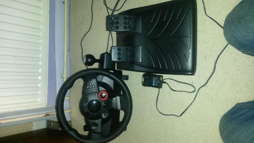 Logitech Steering Wheel Ps3 Logitech Steering Wheel For