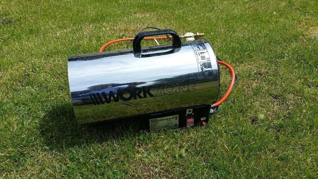 Gas Blower Heater