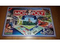 MONOPOLY WORCESTER EDITION - NEW & FACTORY SEALED *FREE UK POSTAGE*