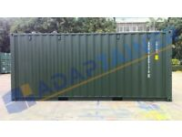 20ft new build shipping container new build in Leeds (can also hire out)