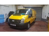 ford transit swb ex AA in good condition