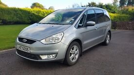 2009 Ford Galaxy Zetec TDCi. 140BHP, Excellent Condition. 6 speed, 7 seats, Air con, history, etc