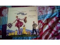 The Sound of Music, an original soundtrack recording, stereo LSOD-2005, Rodgers and Hammersteins